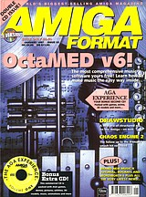 Amiga Format 93 (Jan 1997) front cover