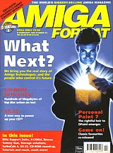 Amiga Format 94 (Feb 1997) front cover