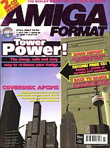 Amiga Format 99 (Jul 1997) front cover