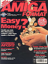 Amiga Format 101 (Sep 1997) front cover