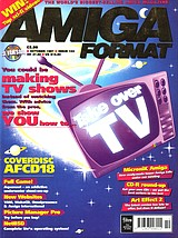 Amiga Format 102 (Oct 1997) front cover