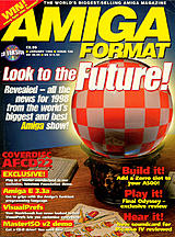 Amiga Format 106 (Jan 1998) front cover