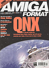 Amiga Format 120 (Feb 1999) front cover