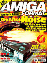 Amiga Format 127 (Sep 1999) front cover