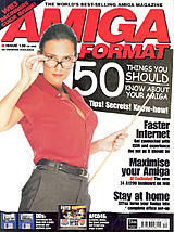 Amiga Format 130 (Dec 1999) front cover