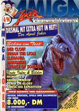 Amiga Joker (Apr 1994) front cover