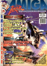 Amiga Joker (Jan 1995) front cover