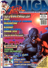 Amiga Joker (Feb 1995) front cover
