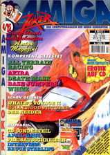 Amiga Joker (Apr 1995) front cover