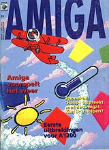Amiga Magazine 20 (Mar - Apr 1993) front cover