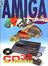 Amiga Magazine 24 (Nov - Dec 1993) front cover