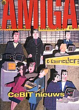 Amiga Magazine 27 (May - Jun 1994) front cover