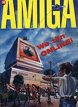 Amiga Magazine 28 (Jul - Aug 1994) front cover