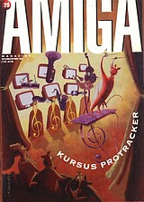 Amiga Magazine 29 (Sep - Oct 1994) front cover