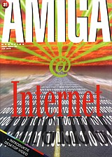 Amiga Magazine 31 (Jan - Feb 1995) front cover