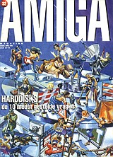 Amiga Magazine 32 (Mar - Apr 1995) front cover