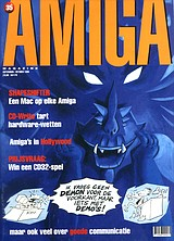 Amiga Magazine 35 (Sep - Oct 1995) front cover