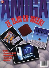 Amiga Magazine 36 (Nov - Dec 1995) front cover