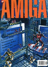 Amiga Magazine 42 (Nov - Dec 1996) front cover