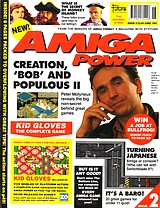 Amiga Power 2 (Jun 1991) front cover