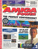 Amiga Power 3 (Jul 1991) front cover