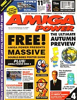 Amiga Power 4 (Aug 1991) front cover