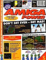 Amiga Power 5 (Sep 1991) front cover