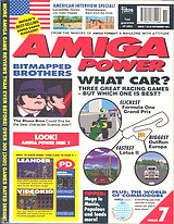 Amiga Power 7 (Nov 1991) front cover