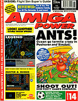 Amiga Power 14 (Jun 1992) front cover