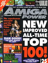 Amiga Power 25 (May 1993) front cover