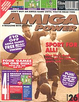 Amiga Power 26 (Jun 1993) front cover