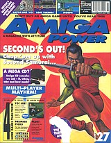 Amiga Power 27 (Jul 1993) front cover