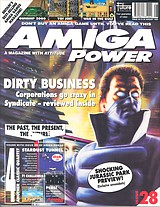 Amiga Power 28 (Aug 1993) front cover