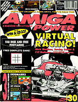 Amiga Power 30 (Oct 1993) front cover