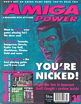 Amiga Power 35 (Mar 1994) front cover