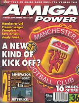 Amiga Power 36 (Apr 1994) front cover