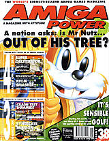 Amiga Power 38 (Jun 1994) front cover