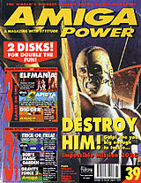 Amiga Power 39 (Jul 1994) front cover
