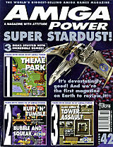 Amiga Power 42 (Oct 1994) front cover
