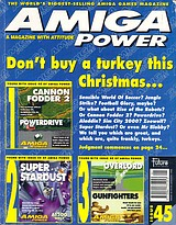 Amiga Power 45 (Jan 1995) front cover