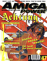 Amiga Power 47 (Mar 1995) front cover