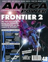 Amiga Power 48 (Apr 1995) front cover