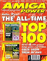 Amiga Power 49 (May 1995) front cover