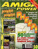 Amiga Power 50 (Jun 1995) front cover