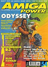 Amiga Power 54 (Oct 1995) front cover