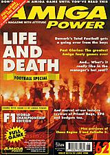 Amiga Power 62 (Jun 1996) front cover