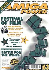 Amiga Power 63 (Jul 1996) front cover
