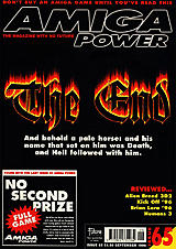 Amiga Power 65 (Sep 1996) front cover