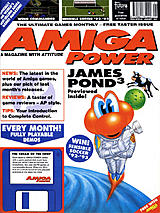 Amiga Power Free Special January 1993 front cover