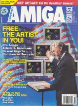 Amiga Resource Vol 1 No 4 (Oct 1989) front cover